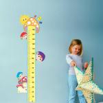 Sticker perete copii Spiridusi 60 x 186 cm