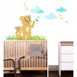 Sticker perete copii Ursi 110 x 147 cm
