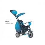 Tricicleta Smart Trike Splash 5 IN 1 Blue