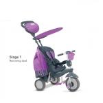 Tricicleta Smart Trike Splash 5 IN 1 Purple