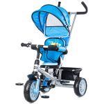 Tricicleta cu copertina si sezut reversibil Chipolino Twister blue 2015