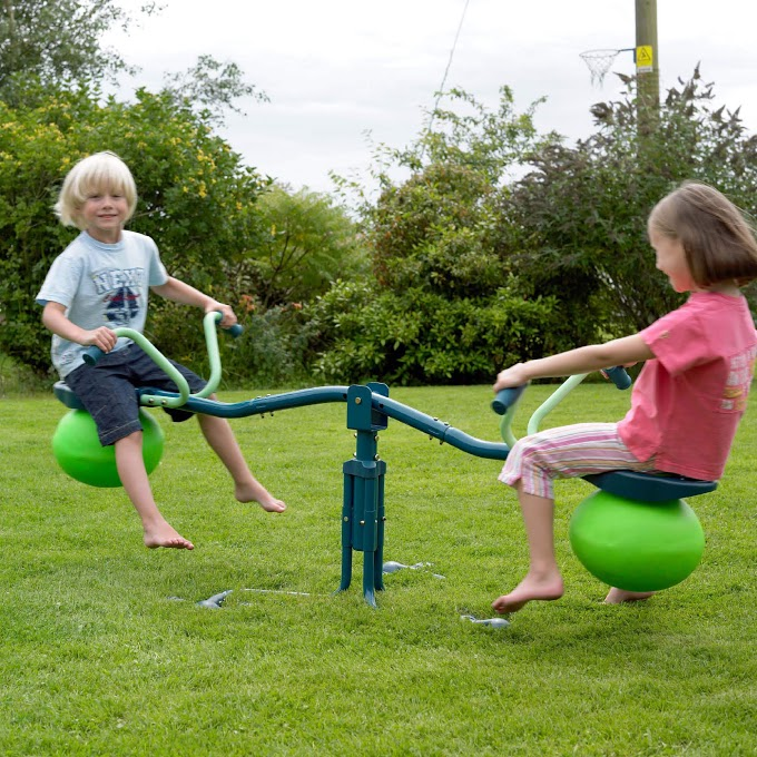 Balansoar copii Spiro Hop 360