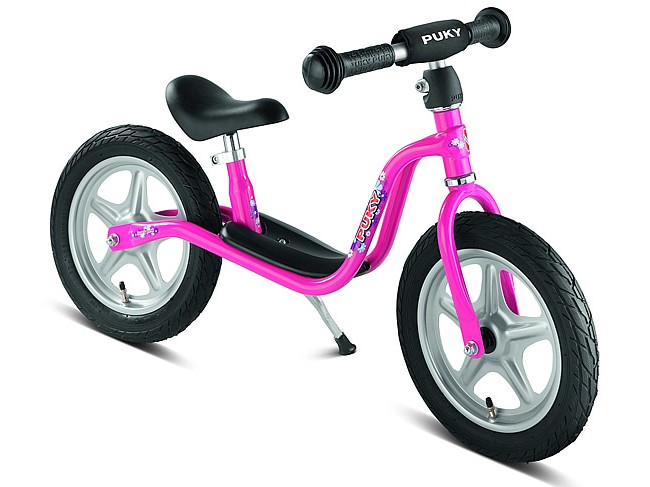 Bicicleta Incepatori fara pedale LR1 Roz