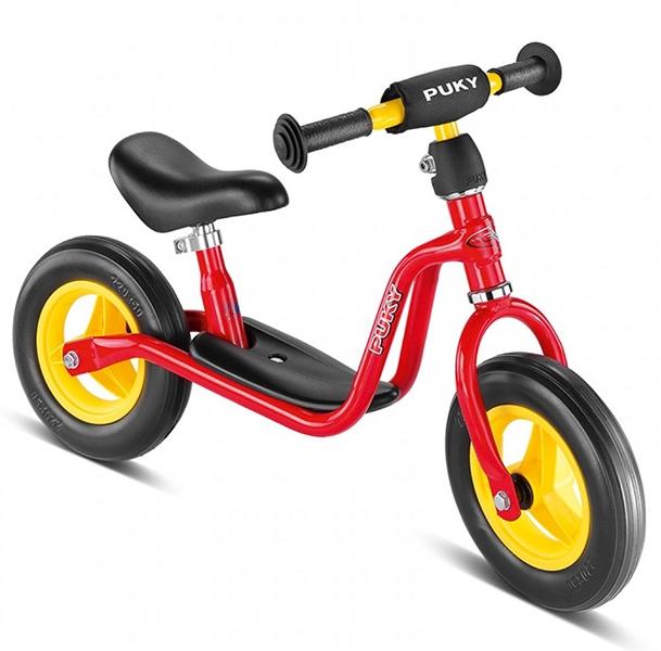 Bicicleta Incepatori fara pedale LRM Rosie