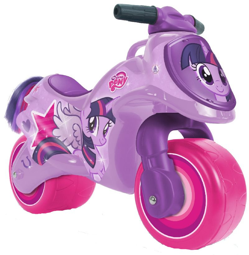 Bicicleta fara pedale Injusa Neox My Little Pony