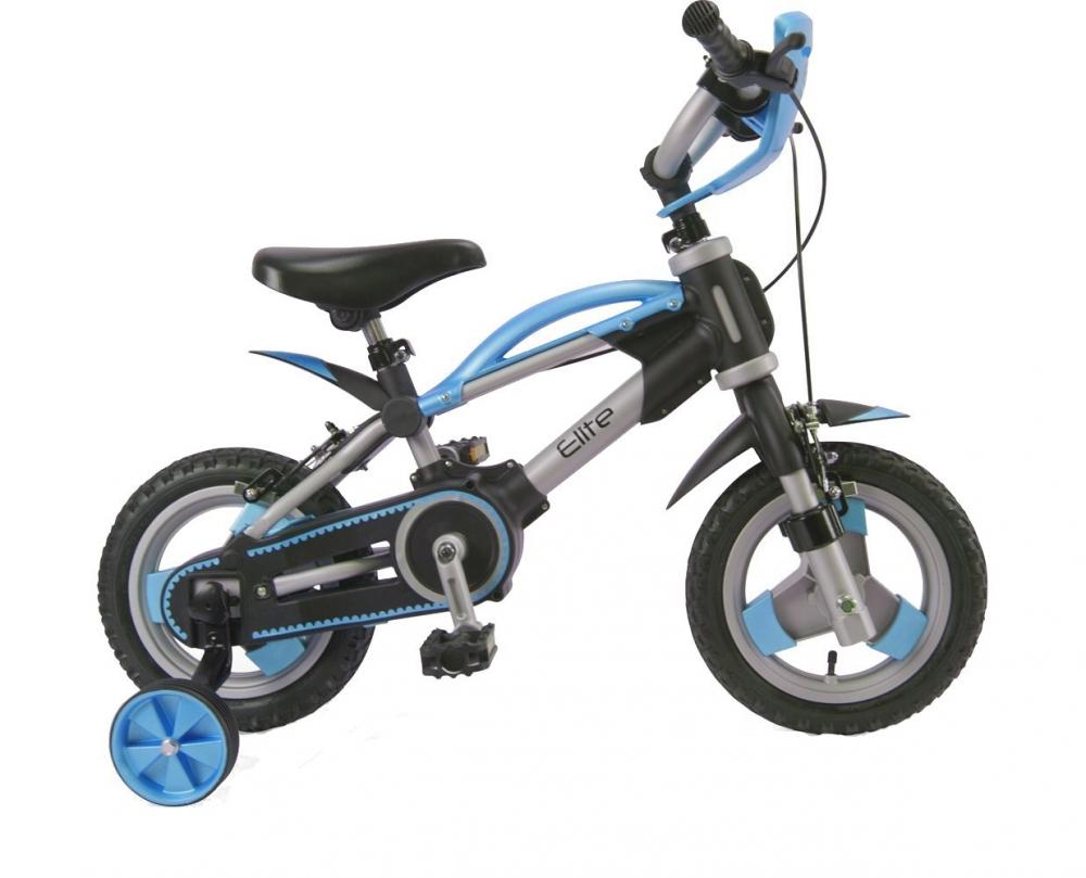 Bicicleta 2 in 1 pentru copii Injusa Elite Blue