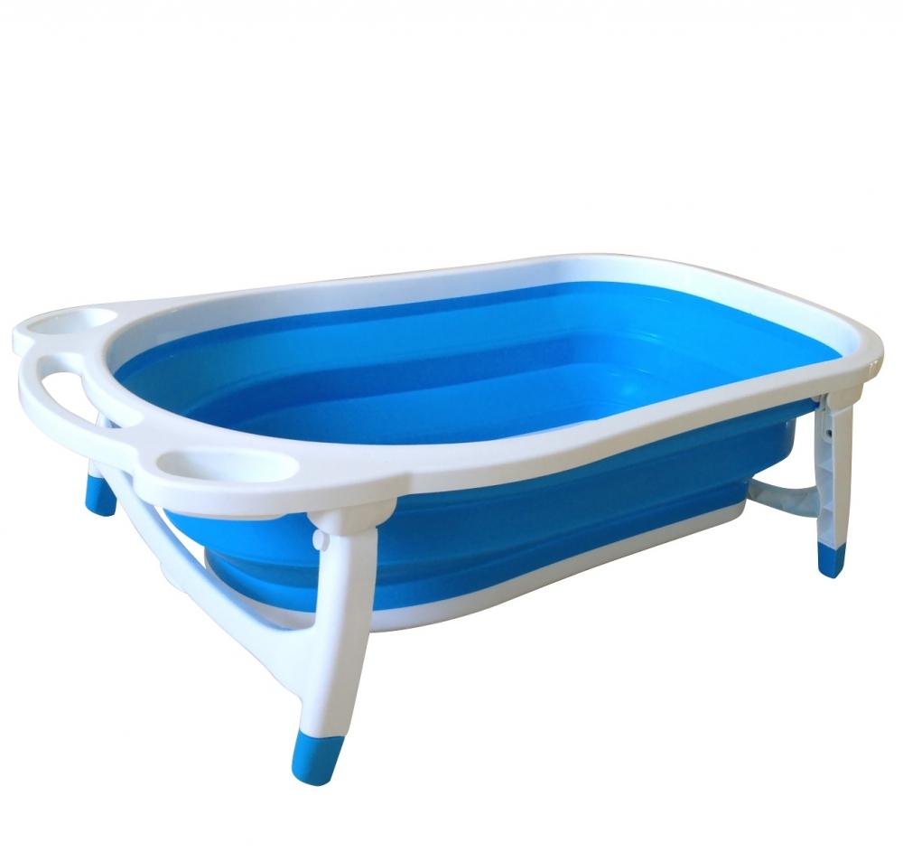 Cadita pliabila Bathtub Big Blue