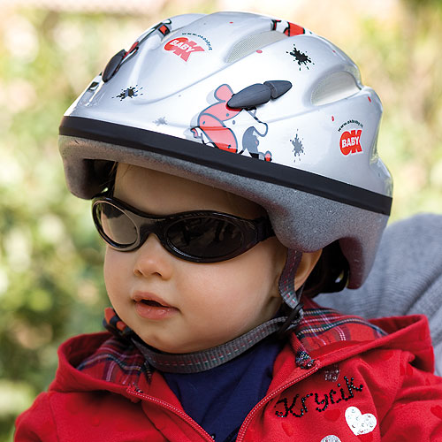 Casca biciclisti Sunny OKBaby 46
