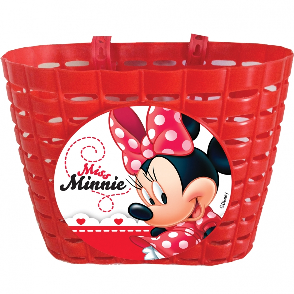 Cos bicicleta Minnie Disney Eurasia 35623
