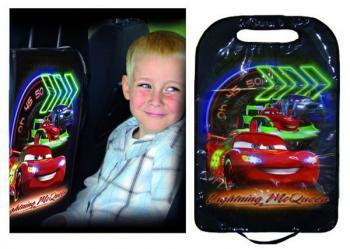 Husa protectoare scaun auto Cars 2 PVC