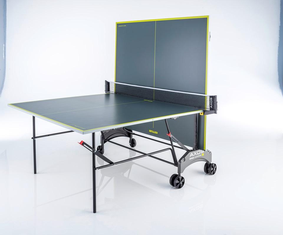 Masa De Tenis Interior Indoor 1 Gri