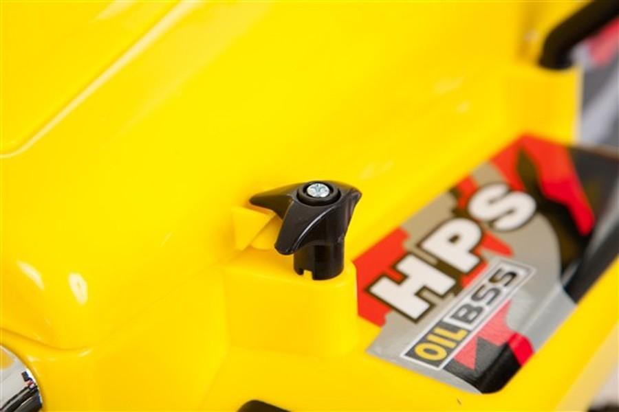 Masinuta electrica cu doua locuri si roti din plastic Drifter Jeep 4x4 Galben - 4