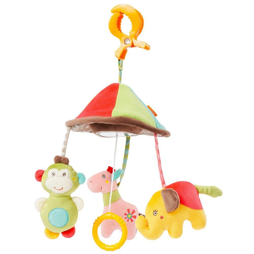 Mini carusel muzical-Primii mei prieteni