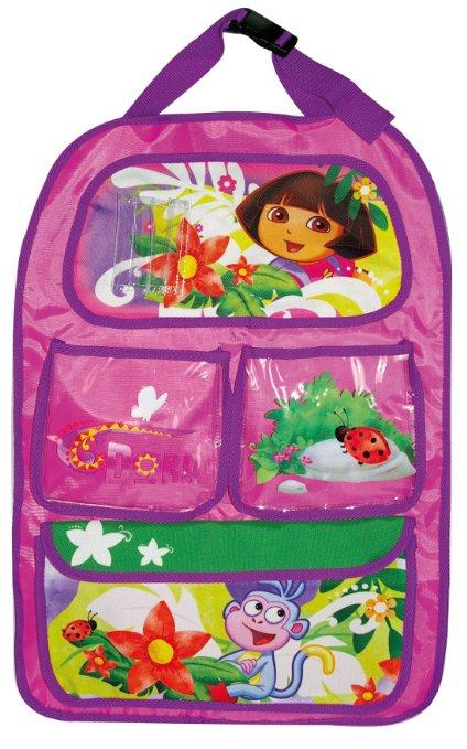 Organizator scaun auto Dora the Explorer