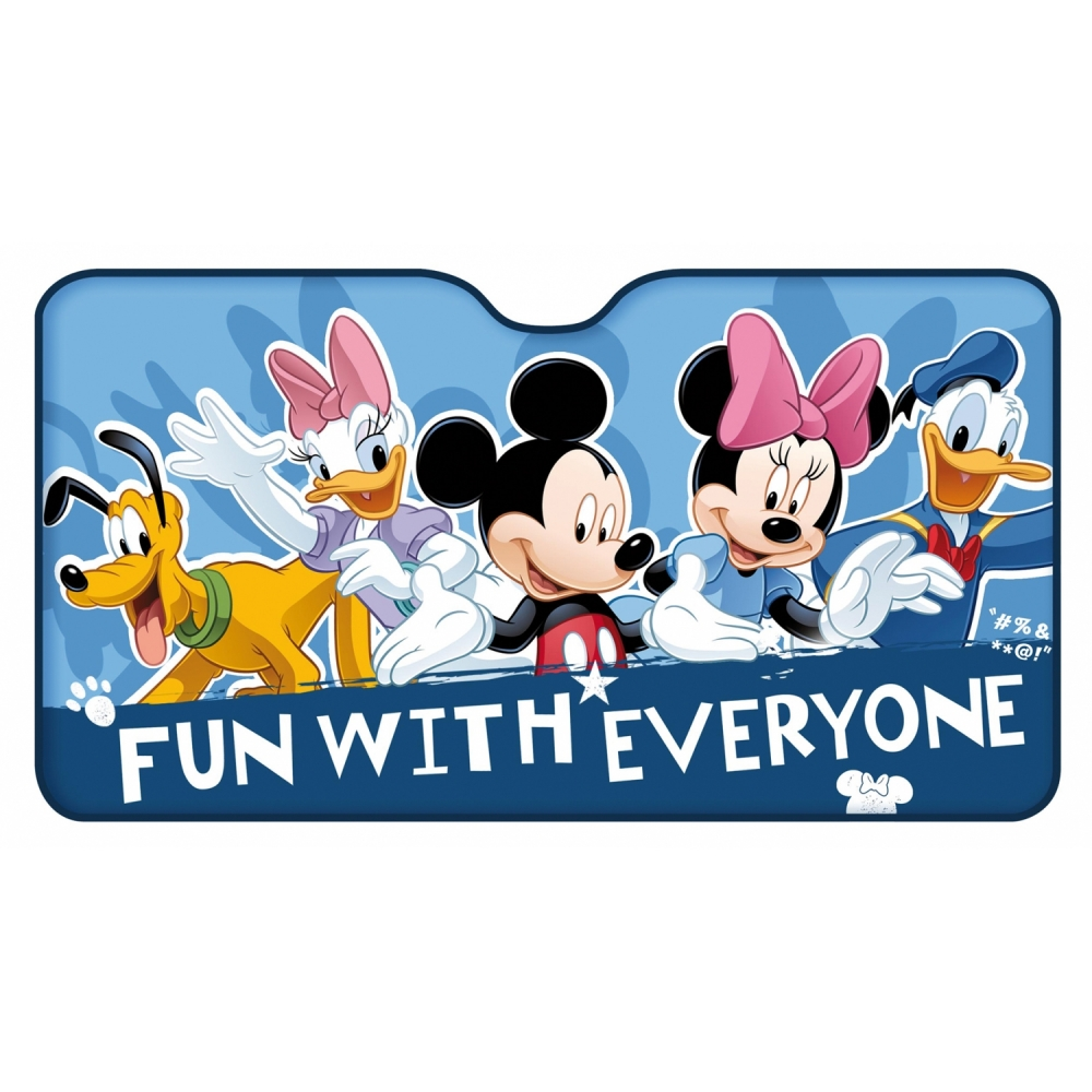 Parasolar pentru parbriz Mickey and Friends Disney Eurasia 26063
