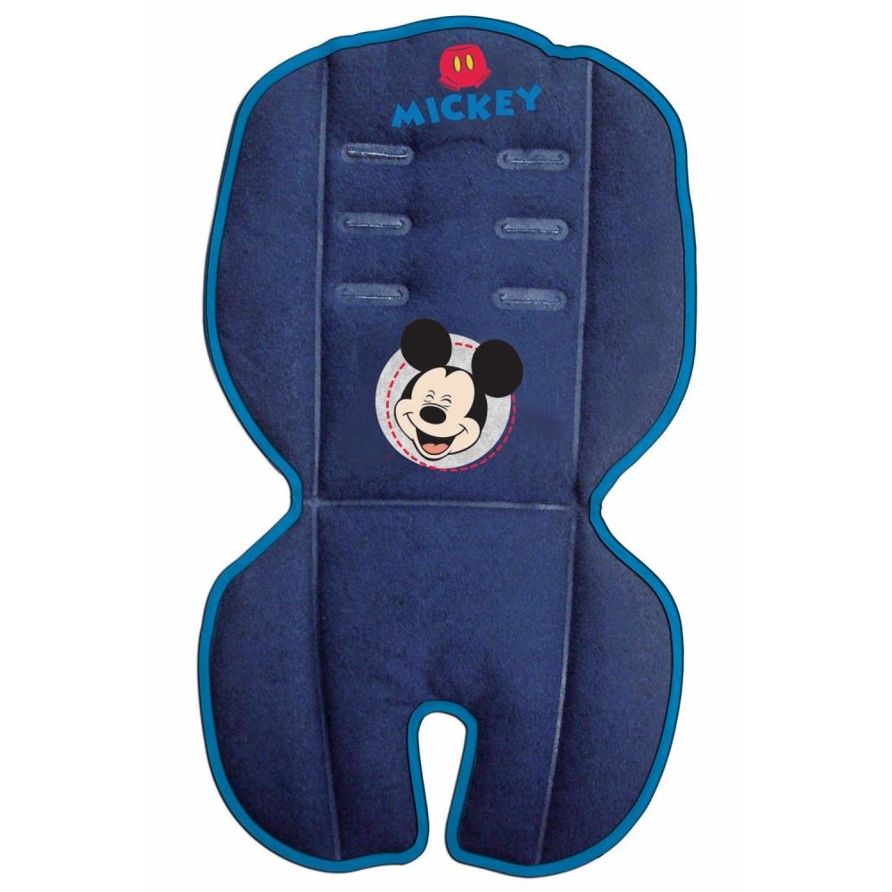 Perna pentru carucior si scaun auto Mickey Disney Eurasia 31406 imagine