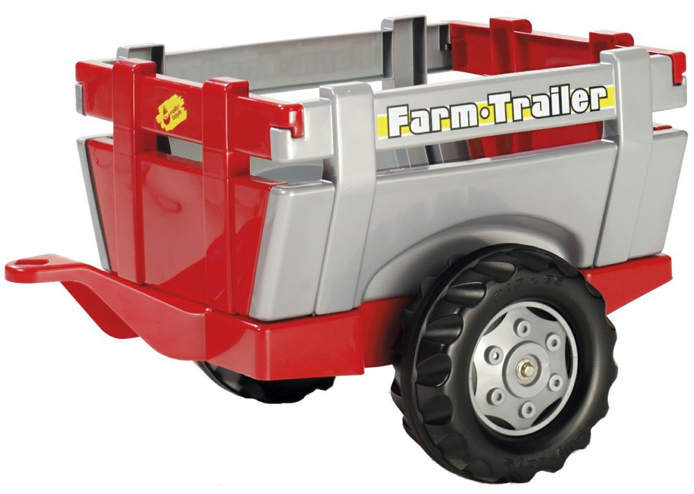 Plug Rolly Toys Farm Trailer