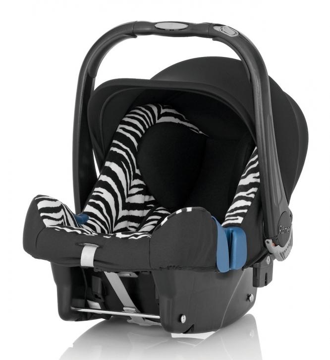Scaun auto BABY-SAFE plus SHR II-ZEBRA Britax Romer