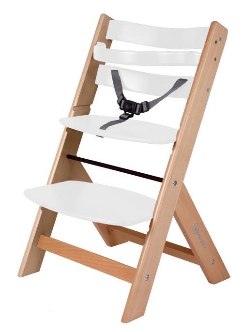 Scaun de masa din lemn White