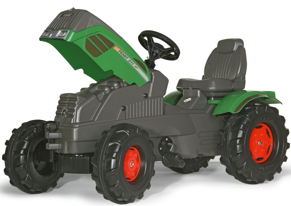 Tractor cu pedale Rolly Toys Farmtrac Fendt