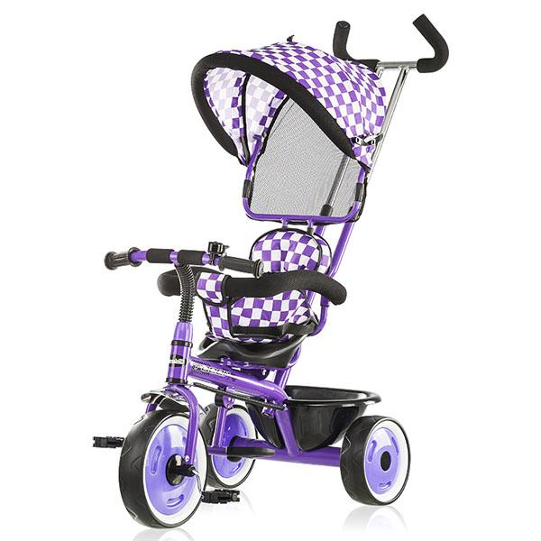 Tricicleta Chipolino Racer purple 2015