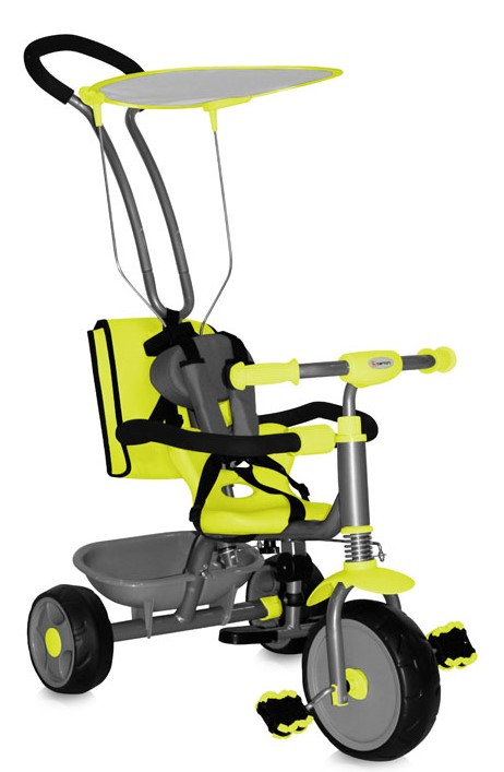Tricicleta Scooter Plus