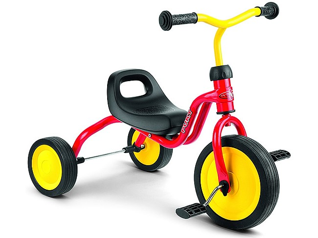 Tricicleta pentru copii Puky Fitsch Rosie