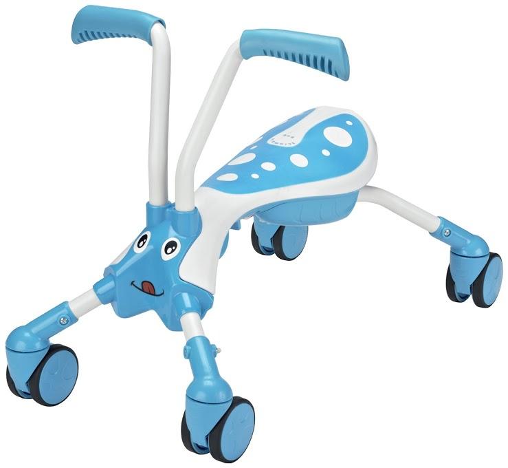 Tricicleta pliabila fara pedale ScrambleBug Tide