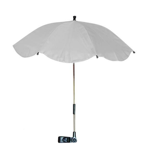 Umbrela anti-UV pentru carucior culoarea Grey