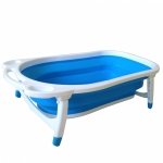 Cadita pliabila Bathtub Big Blue