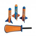 Lansator cu 3 rachete colorate PopRochetz  ZING