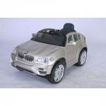 Masinuta electrica BMW X6 cu acumulator, metalizat/sidefat