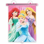 Set 2 parasolare auto reglabile Disney Princess