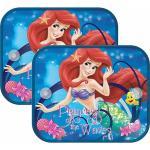 Set 2 parasolare cu ventuze Princess Ariel