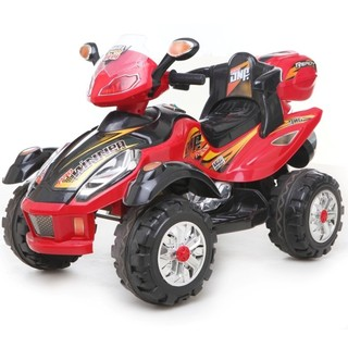 Atv electric PB903 6 volti rosu