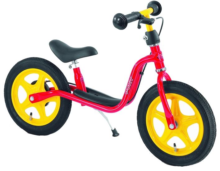 Bicicleta Incepatori fara pedale LR1 BR Rosie