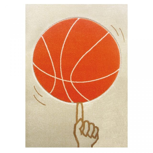 Covor Teren de basket 80 x 150 cm imagine