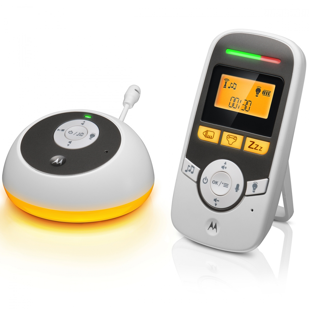 Audio Monitor Digital Bidirectional Motorola MBP161 imagine