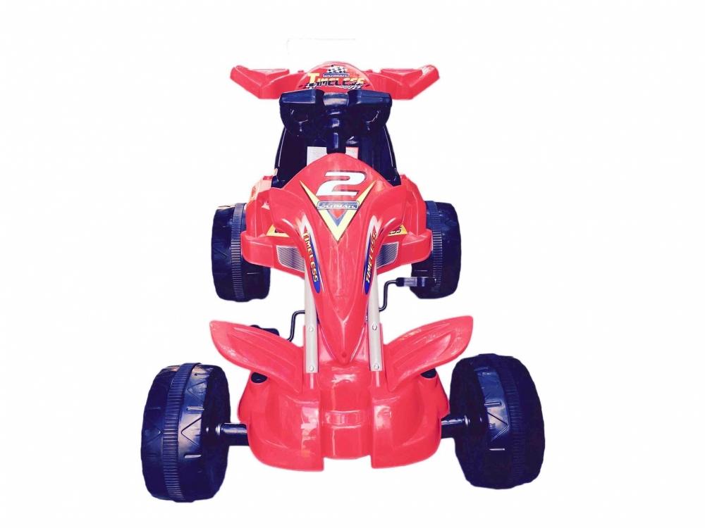 Kart cu pedale 9799 Rosu