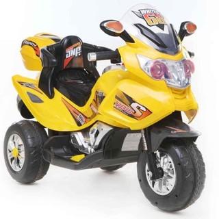 Motocicleta electrica 12V PB378 galbena