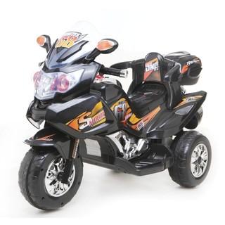 Motocicleta Electrica Pb378 Neagra