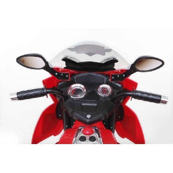 Motocicleta electrica 6V PB378 rosie