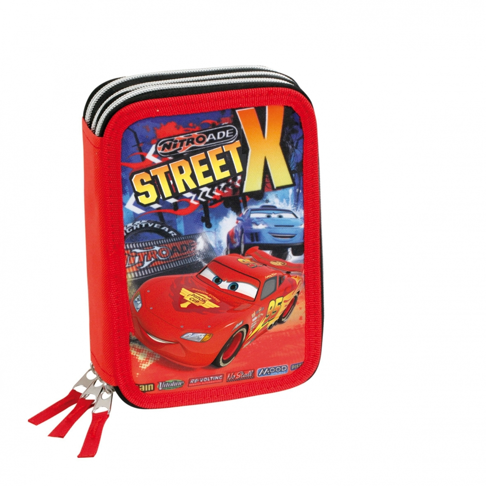 Penar triplu Cars Street