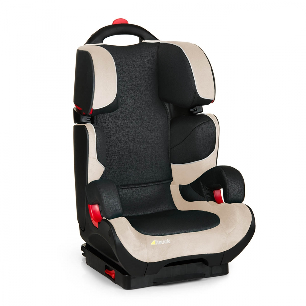 Scaun Auto Bodyguard Plus BlackBeige