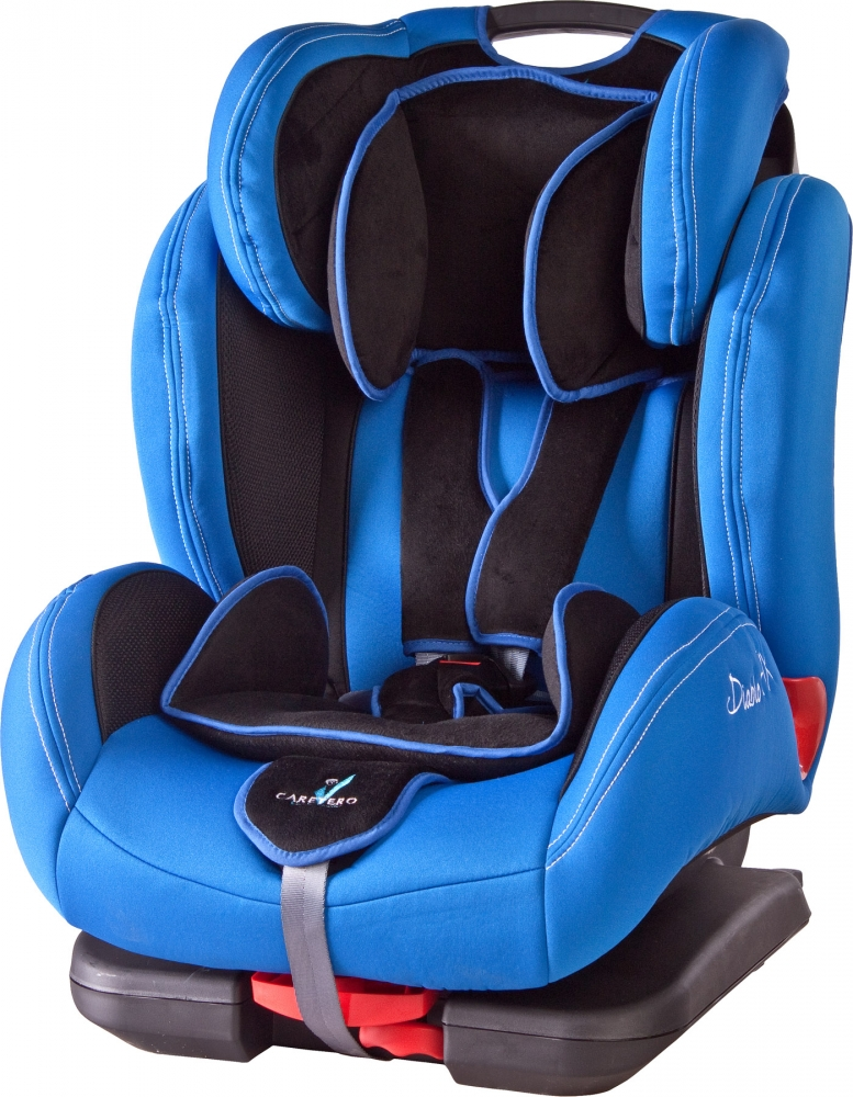 Scaun Auto Caretero Diablofix Isofix 9-36 Kg Blue