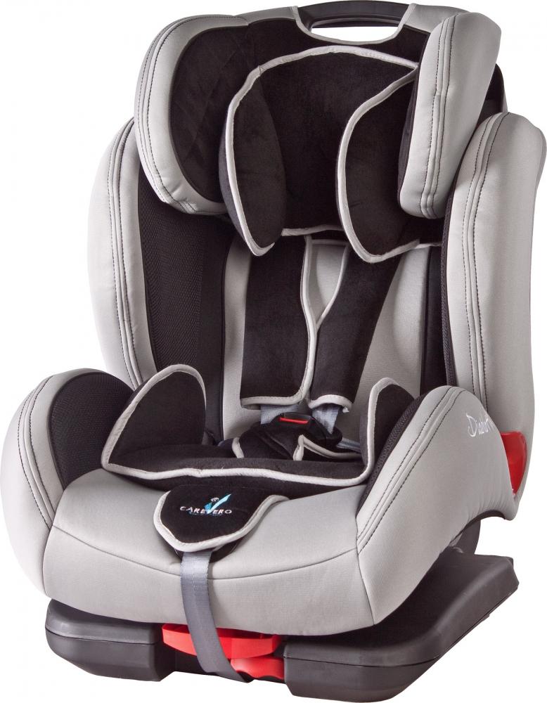 Scaun Auto Caretero Diablofix Isofix 9-36 Kg Grey