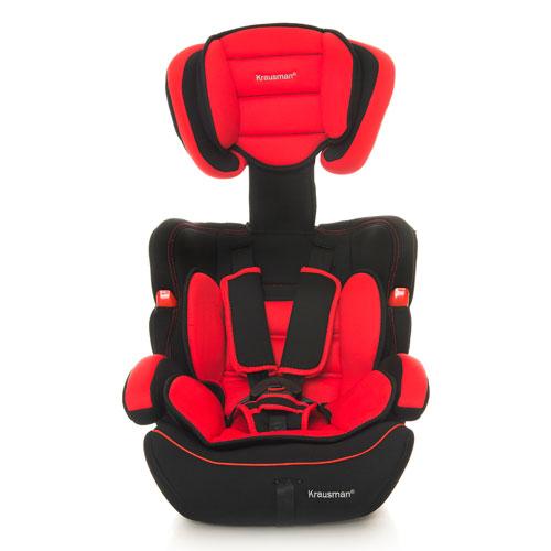 Scaun auto Safe Red 9 imagine