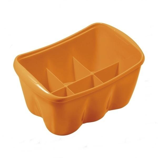 Stativ depozitare biberoane OKBaby-784 portocaliu