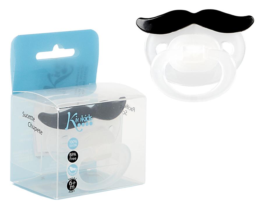 Suzeta haioasa pentru baieti Moustache