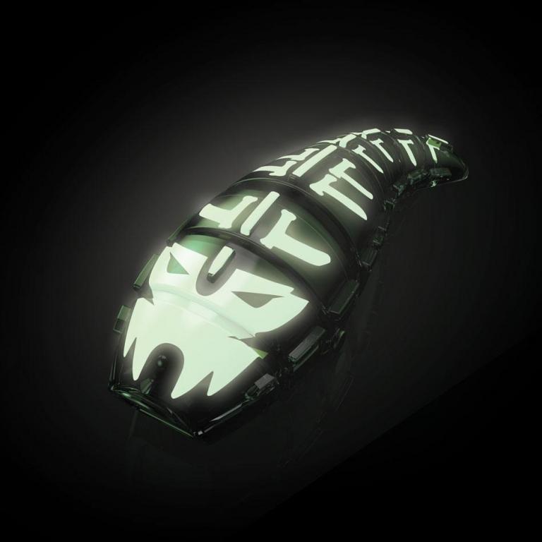 Zombie Larva - Hexbug